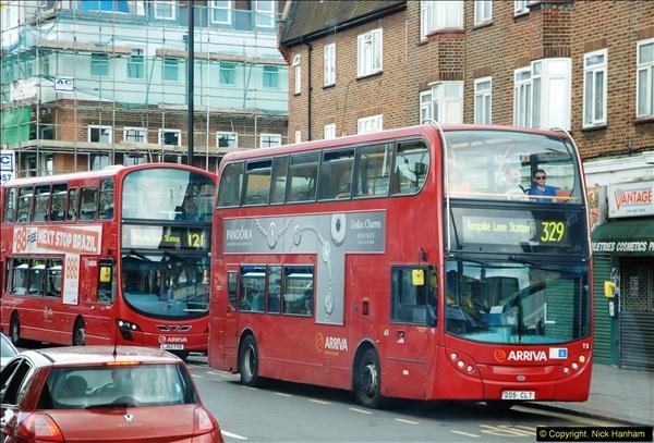 2014-07-13 Routemaster 60 @ Finsbury Park, London.  (508)508