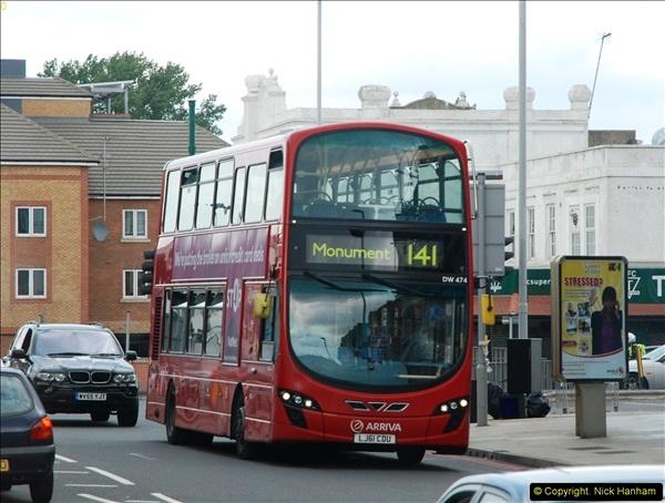 2014-07-13 Routemaster 60 @ Finsbury Park, London.  (510)510