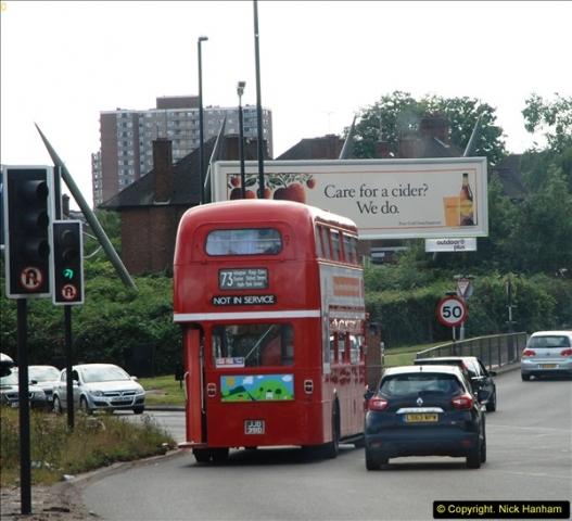 2014-07-13 Routemaster 60 @ Finsbury Park, London.  (512)512
