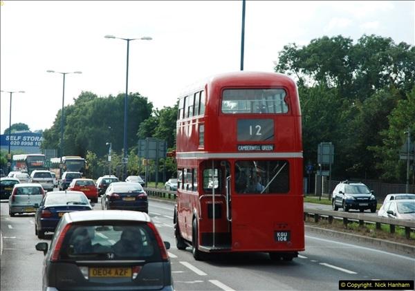 2014-07-13 Routemaster 60 @ Finsbury Park, London.  (513)513