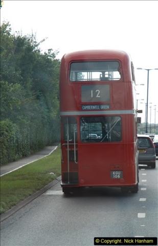 2014-07-13 Routemaster 60 @ Finsbury Park, London.  (514)514