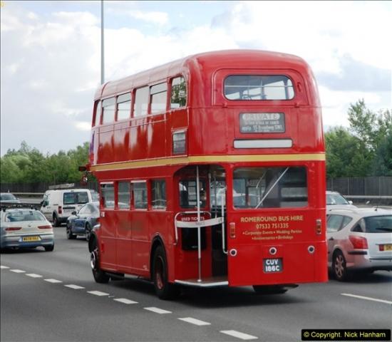 2014-07-13 Routemaster 60 @ Finsbury Park, London.  (515)515