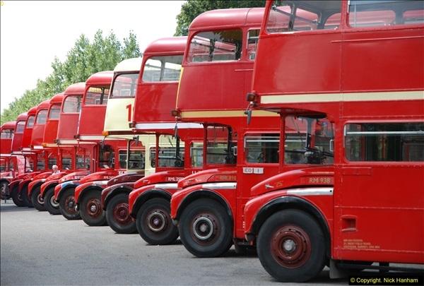 2014-07-13 Routemaster 60 @ Finsbury Park, London.  (52)052