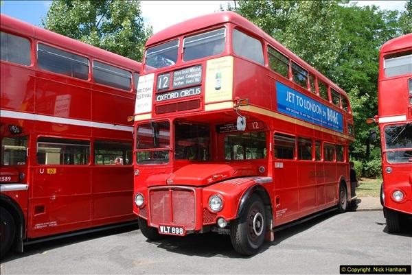 2014-07-13 Routemaster 60 @ Finsbury Park, London.  (56)056