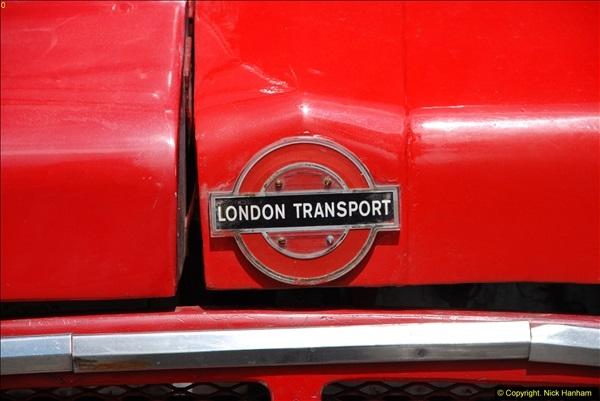 2014-07-13 Routemaster 60 @ Finsbury Park, London.  (58)058
