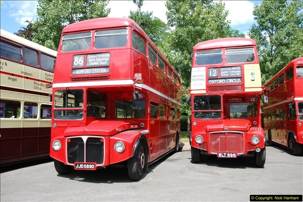 2014-07-13 Routemaster 60 @ Finsbury Park, London.  (61)061
