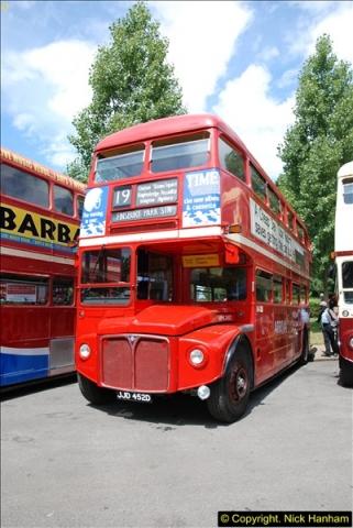 2014-07-13 Routemaster 60 @ Finsbury Park, London.  (62)062