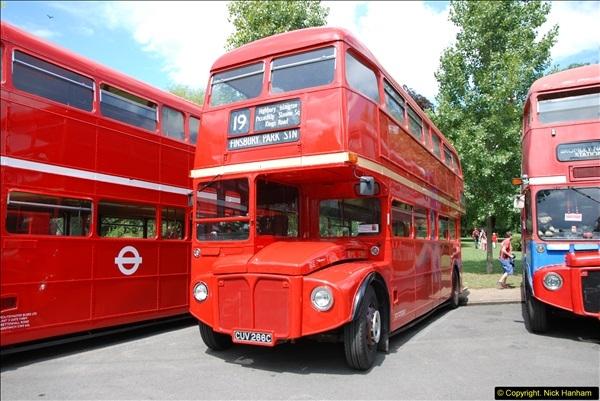 2014-07-13 Routemaster 60 @ Finsbury Park, London.  (64)064