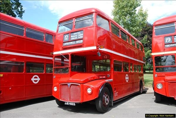 2014-07-13 Routemaster 60 @ Finsbury Park, London.  (65)065