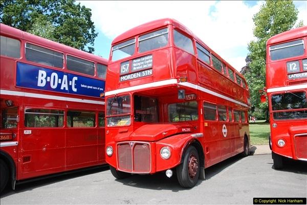 2014-07-13 Routemaster 60 @ Finsbury Park, London.  (66)066