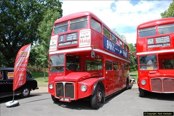 2014-07-13 Routemaster 60 @ Finsbury Park, London.  (67)067