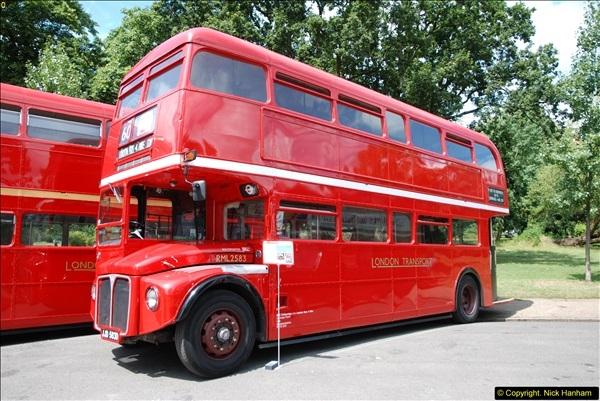 2014-07-13 Routemaster 60 @ Finsbury Park, London.  (68)068