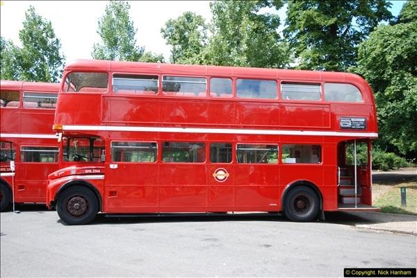2014-07-13 Routemaster 60 @ Finsbury Park, London.  (69)069