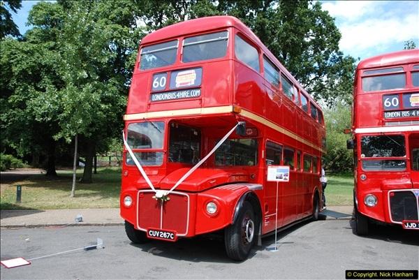 2014-07-13 Routemaster 60 @ Finsbury Park, London.  (70)070