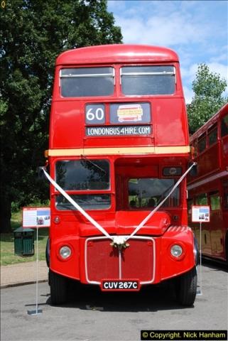 2014-07-13 Routemaster 60 @ Finsbury Park, London.  (71)071