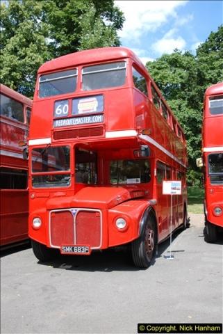 2014-07-13 Routemaster 60 @ Finsbury Park, London.  (72)072