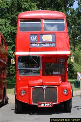 2014-07-13 Routemaster 60 @ Finsbury Park, London.  (73)073