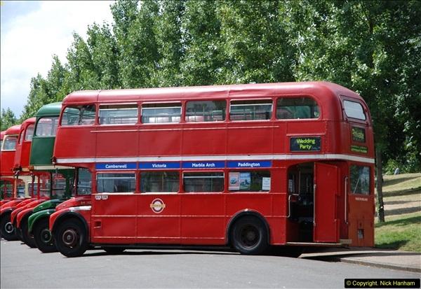 2014-07-13 Routemaster 60 @ Finsbury Park, London.  (74)074