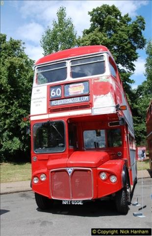 2014-07-13 Routemaster 60 @ Finsbury Park, London.  (76)076