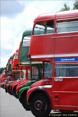 2014-07-13 Routemaster 60 @ Finsbury Park, London.  (77)077