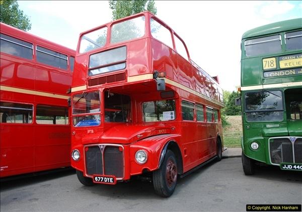 2014-07-13 Routemaster 60 @ Finsbury Park, London.  (79)079