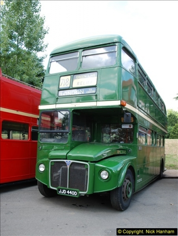 2014-07-13 Routemaster 60 @ Finsbury Park, London.  (81)081