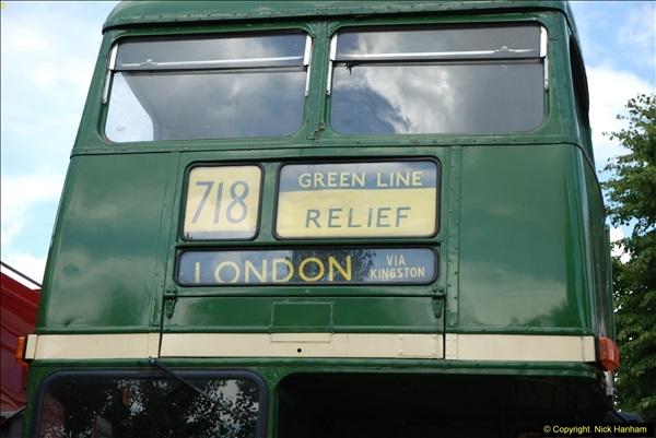 2014-07-13 Routemaster 60 @ Finsbury Park, London.  (82)082