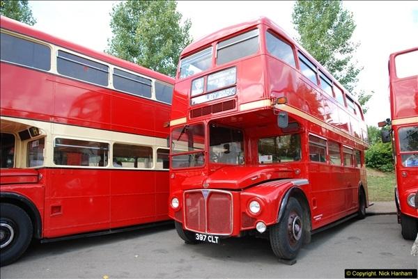 2014-07-13 Routemaster 60 @ Finsbury Park, London.  (83)083