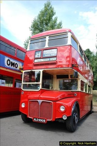 2014-07-13 Routemaster 60 @ Finsbury Park, London.  (84)084