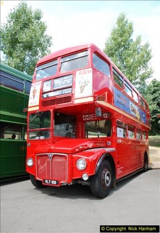 2014-07-13 Routemaster 60 @ Finsbury Park, London.  (86)086