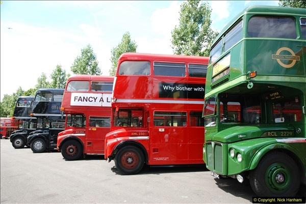 2014-07-13 Routemaster 60 @ Finsbury Park, London.  (88)088