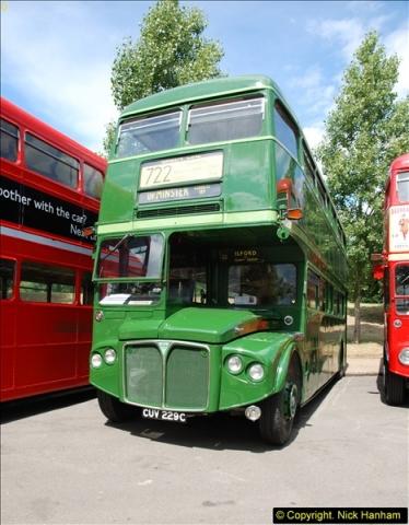 2014-07-13 Routemaster 60 @ Finsbury Park, London.  (89)089