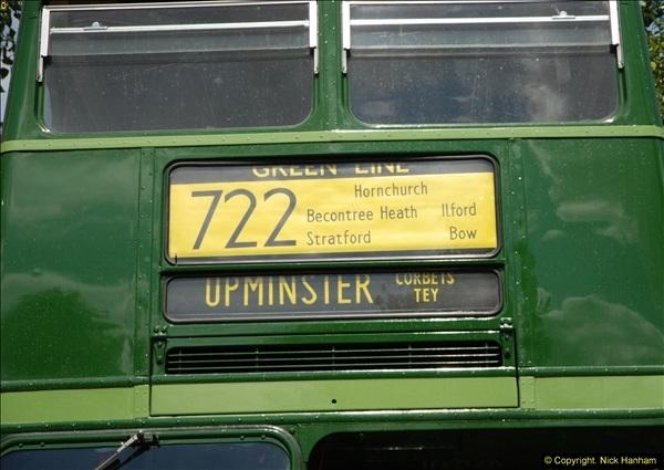 2014-07-13 Routemaster 60 @ Finsbury Park, London.  (90)090