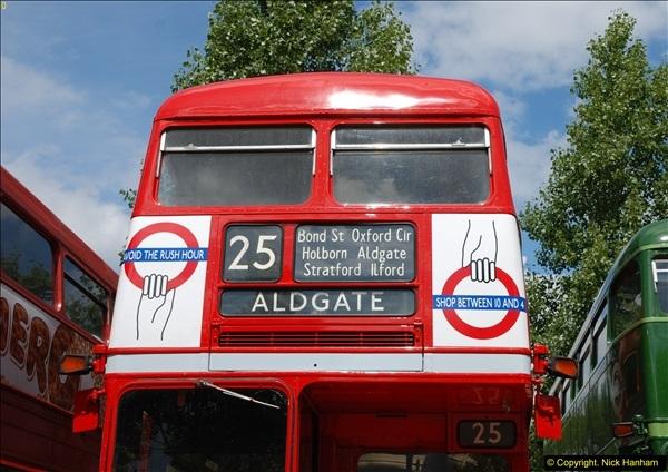 2014-07-13 Routemaster 60 @ Finsbury Park, London.  (92)092