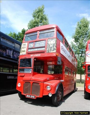 2014-07-13 Routemaster 60 @ Finsbury Park, London.  (93)093