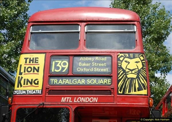 2014-07-13 Routemaster 60 @ Finsbury Park, London.  (94)094