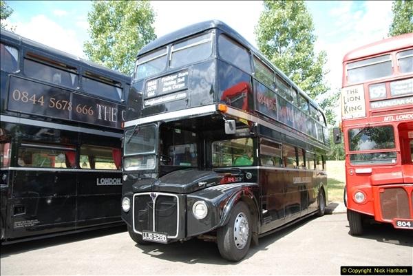 2014-07-13 Routemaster 60 @ Finsbury Park, London.  (95)095