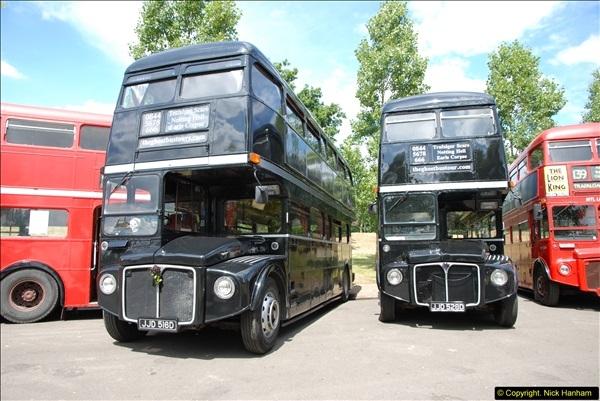 2014-07-13 Routemaster 60 @ Finsbury Park, London.  (96)096