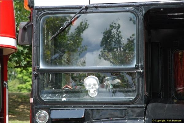 2014-07-13 Routemaster 60 @ Finsbury Park, London.  (97)097
