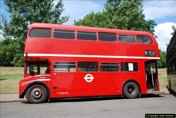 2014-07-13 Routemaster 60 @ Finsbury Park, London.  (98)098
