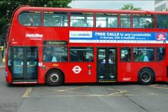 2014-07-13 Routemaster 60 @ Finsbury Park, London.  (20)020