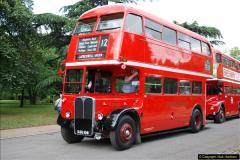 2014-07-13 Routemaster 60 @ Finsbury Park, London.  (29)029