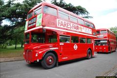 2014-07-13 Routemaster 60 @ Finsbury Park, London.  (30)030