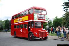 2014-07-13 Routemaster 60 @ Finsbury Park, London.  (45)045