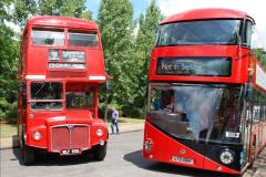2014-07-13 Routemaster 60 @ Finsbury Park, London.  (53)053