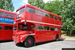2014-07-13 Routemaster 60 @ Finsbury Park, London.  (54)054