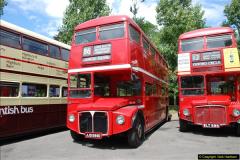 2014-07-13 Routemaster 60 @ Finsbury Park, London.  (57)057