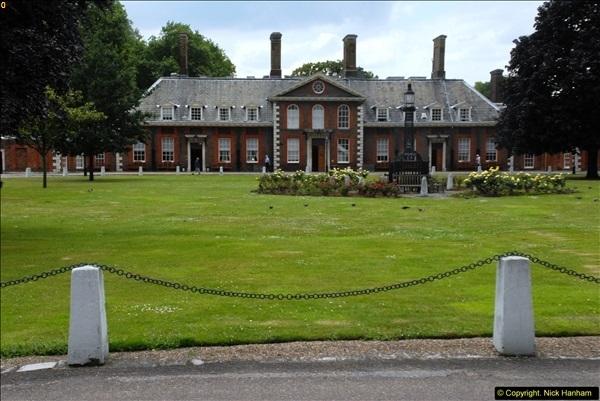 2014-06-30 The Royal Hospital Chelsea, London.  (34)035
