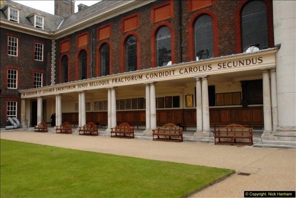 2014-06-30 The Royal Hospital Chelsea, London.  (77)077