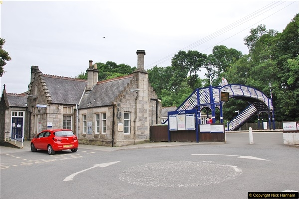 2017-08-20 to 21 Poole to Grantown-on-Spey via Gretna Green.  (192)192